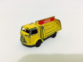 Matchbox / Lesney / Karrier Bantam / Coca Cola