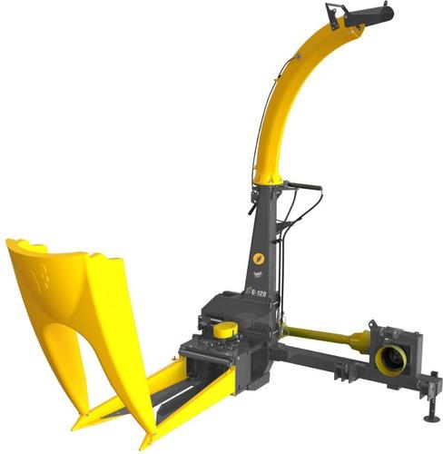 Picadora Ensiladora De Forrajes Jf C120 Para Maiz Y Sorgo