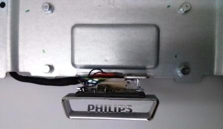 Suporte Com Simbolo Philips Tv 40pfg6110