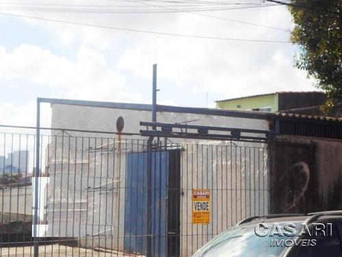 Terreno Residencial À Venda, Planalto, São Bernardo Do Campo - Te3835. - Te3835