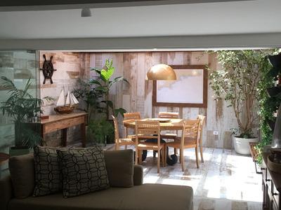 Casa 120m² Pé Na Areia - Barra Do Una