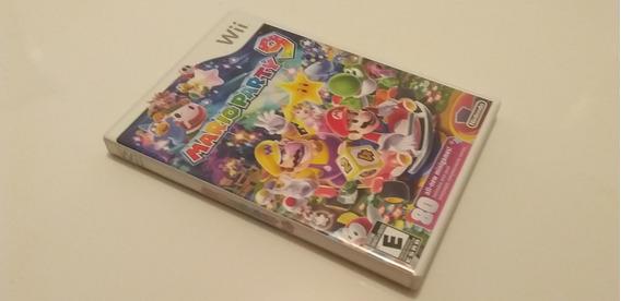 Mario Party 9 Lacrado Nintendo Wii