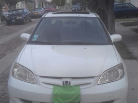 Honda Civic 1.7 Lx At 2004