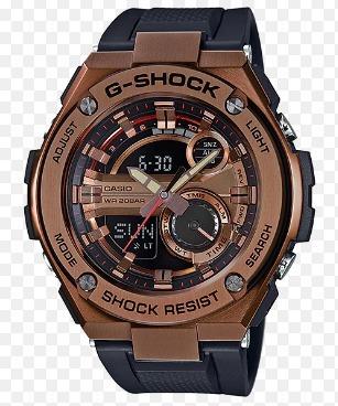 Relogio Casio G-shock G-steel Gst-210b-4adr Original Gst-210