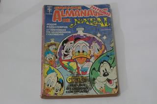 Hq Grande Almanaque De Natal N°2 Gibi Editora Abril Disney