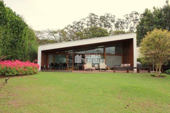 Casa À Venda No Condomínio Fazenda Boa Vista Em Porto Feliz/sp - Ca7761