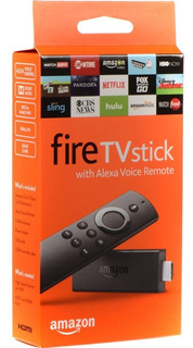 Reproductor Multimedia Fire Tv Stick Control Remoto Amazon