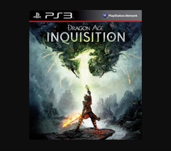 Dragon Age Inquisition - Psn - Ps3- Digital- Legendado