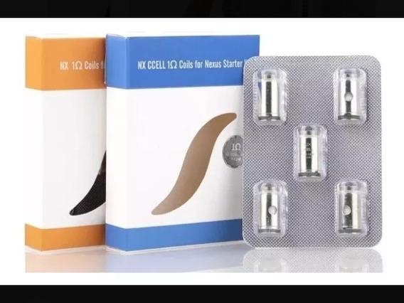 Coil Original Vaporesso Nexus Nx Ccel 1ohm Resistência