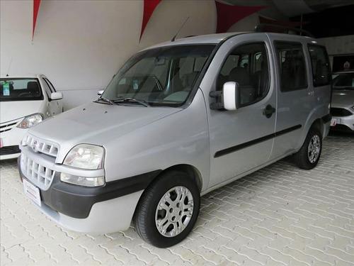 Fiat Doblò Elx 1.8 Mpi 8v Flex 4p Manual 2009