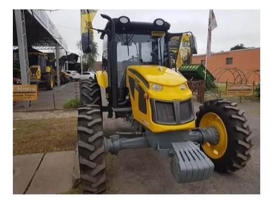 Tractor Pauny 210 Doble Traccion 3p 105 Hp