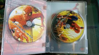 Spiderman Special Ed - 2 Dvd Nacional Hombre Araña Marvel