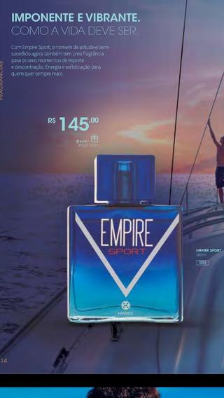 Perfume Empire Intense , Empire Vip, Empire Sport
