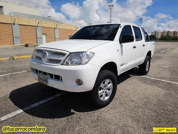 Toyota Hilux 2.7 2009 4x4 Sincónico