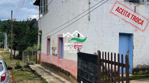 Imagem 1 de 23 de Chácara Com 5 Dorms, Area Rural, Pedro De Toledo - R$ 189 Mil, Cod: 551 - V551
