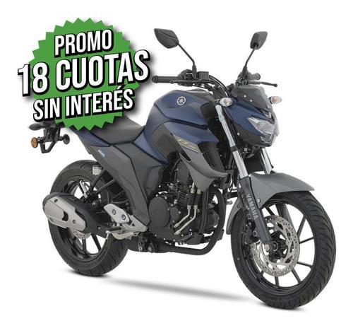 Yamaha Fz 25 Fz25 18 Cuotas Sin Interes !!! Ciclofoxmotos