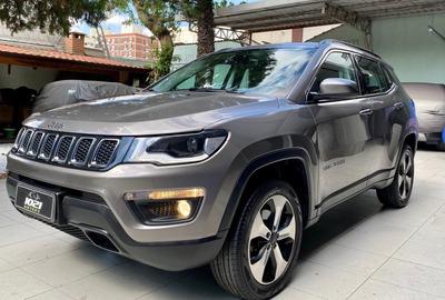 Jeep Compass 2.0 16v Diesel Longitude 4x4 Aut - 2017/2018