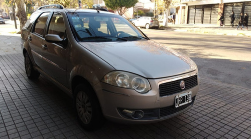 Imagen 1 de 13 de Fiat Palio Weekend 1.4l 5ptas Con Gnc ! Unica Mano! Financio