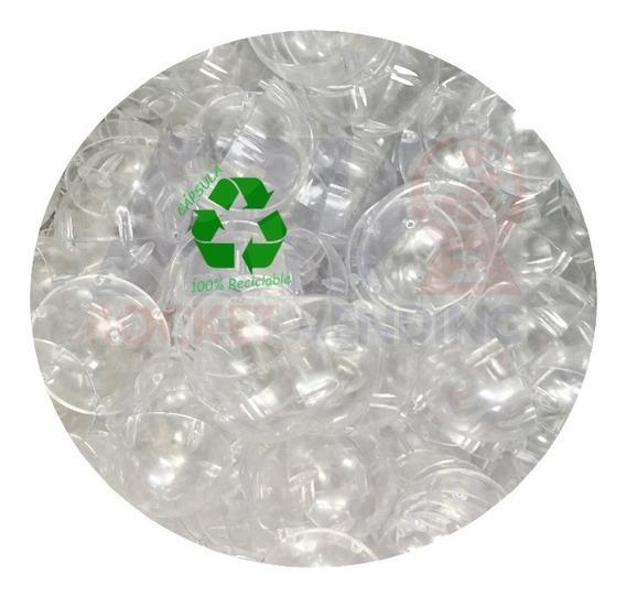 500 Capsulas Esfera 2 Pulgadas Vacía 2p