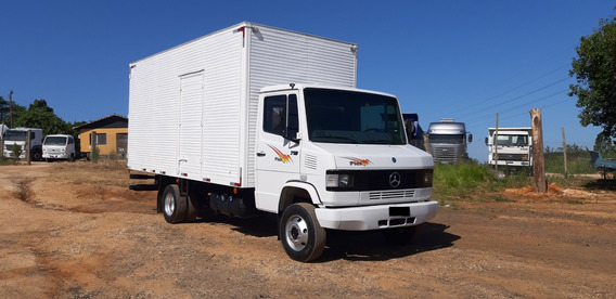 Mercedes Benz Mb 710 Plus Com Bau