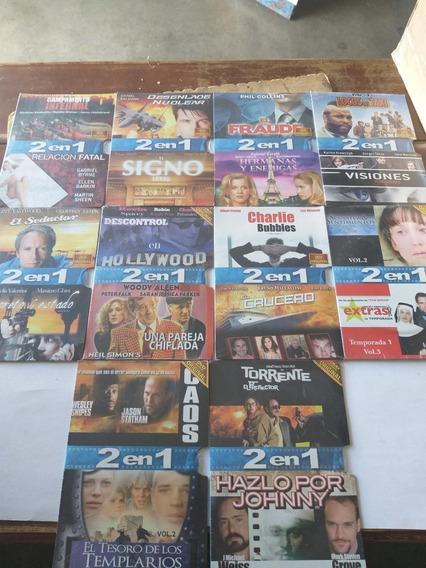 Serie 2 En 1 - 10 Discos - 20 Películas