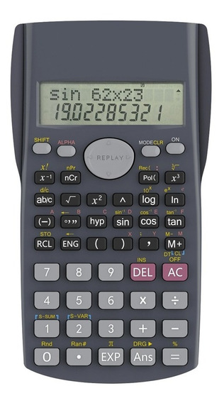 Calculadora Cientifica Con Tapa Keenly Kk-82ms-5 10 Digitos