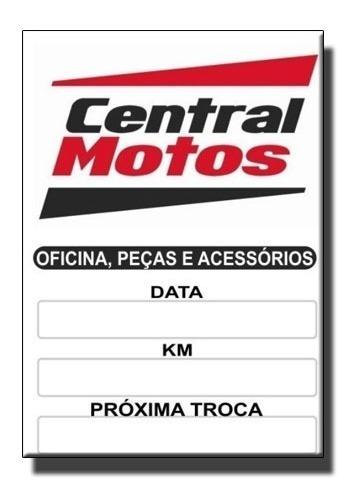 500 Adesivos Etiquetas Para Troca De Óleo 5x7 Ou 6x6 Cm