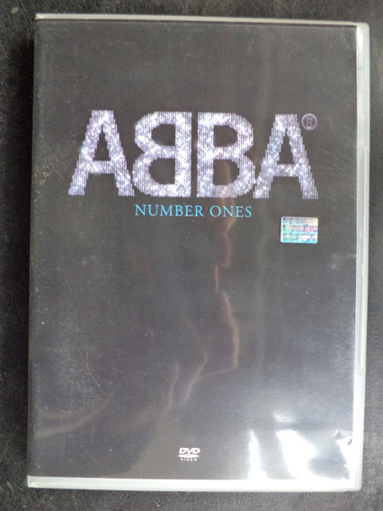 Abba Number One Dvd Excelente Duncant