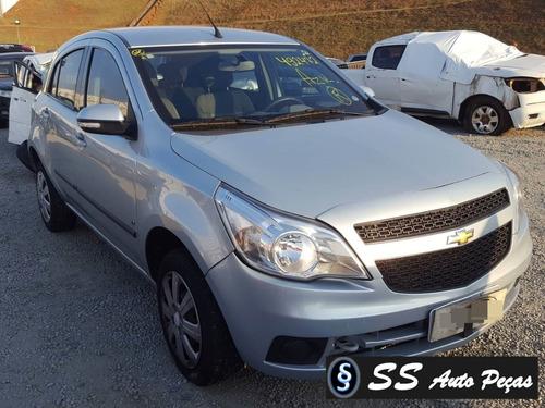 Sucata Chevrolet Agile 2011 - Somente Retirar Peças