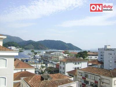 Ponta Da Praia - Quadra Do Mar - 2 Dorms C/ 2 Wcs - 1vaga - Ap1876