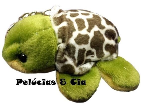 Chaveiro Tartaruga De Pelúcia - Unidade