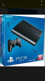 Consola De Juegos Play3 Con Joystick Y Juegos Originales