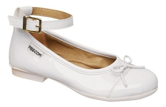 Zapato De Comunion C/moño Y Pulsera - Pie80/78/81