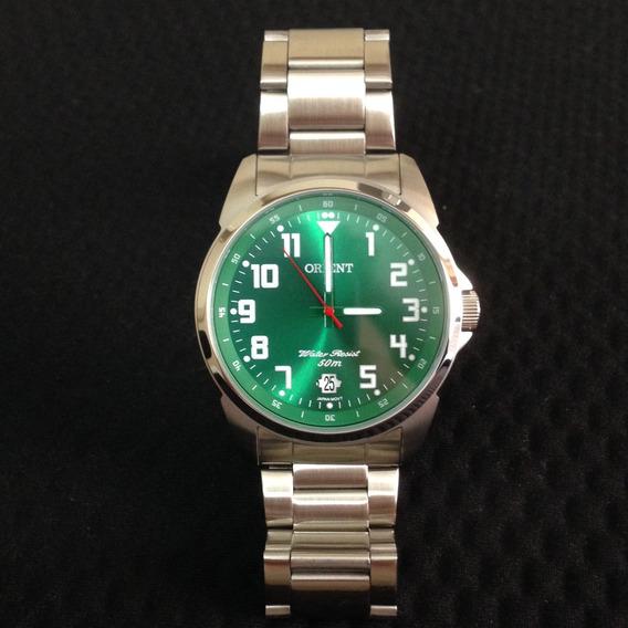Relógio De Pulso Orient Analógico Mbss1154a E2sx