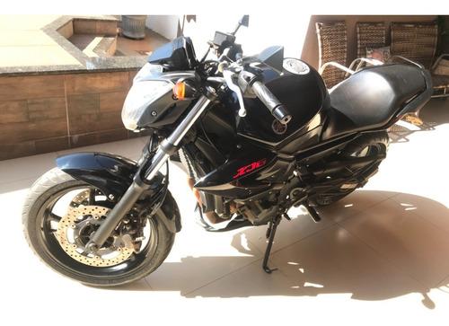 Yamaha Xj6 Naked 2012