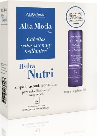 Alfaparf Alta Moda Hydra Nutri Ampolla 3 X 15 Ml