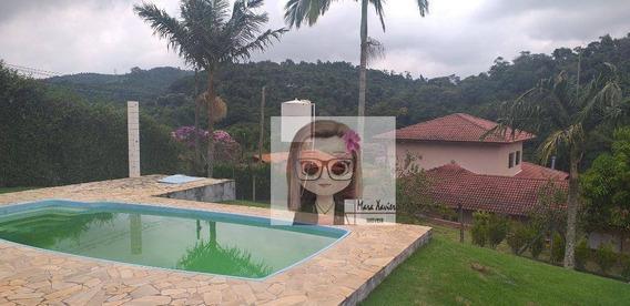Casa Com 3 Dormitórios Para Alugar, 2200 M² Por R$ 2.200/mês - Caixa D´água - Vinhedo/sp - Ca2633