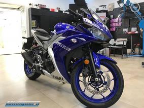 Yamaha Yzf-r3 321 Azul