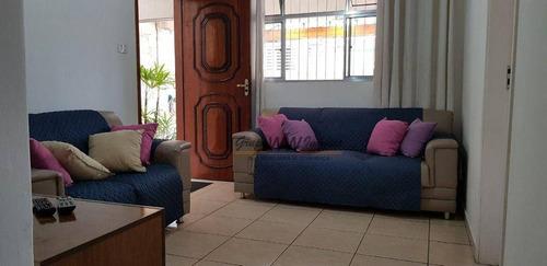 Imagem 1 de 16 de Casa À Venda, 96 M² Por R$ 500.000,00 - Vila Gustavo - São Paulo/sp - Ca0539