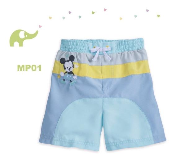 Disney Shorts De Baño 12 A 24m Con Proteccion Uv50+