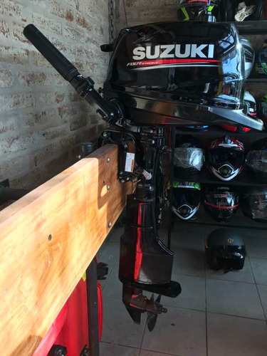 Suzuki Df 6al  Pata Corta Y  Larga