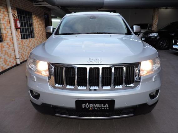 Jeep Grand Cherokee Limited 3.6 V6 4x4 2012 Prata