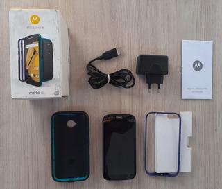Celular Motorola Moto E 2ªg. 2 Chips. 16 Gg ( Tem Outros Tbm