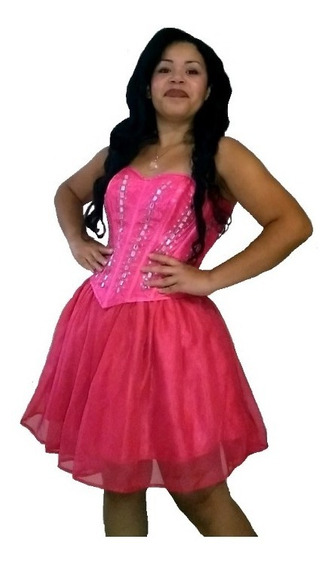 Vestido De Debutante Curto, Festa De 15 Anos , Formatura