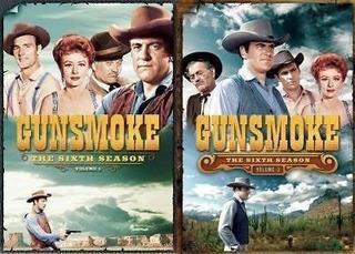 Gunsmoke -coleção Em 40 Dvds -dublados E Leg.-frete Grátis