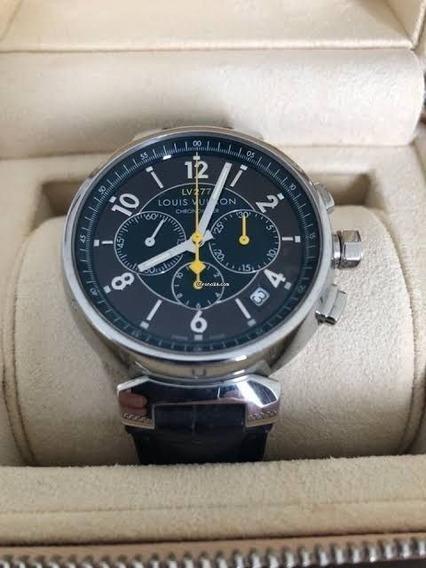 Relógio Louis Vuitton Chronomater Luxuoso !