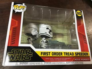 Funko Pop - Star Wars - First Order Tread Speeder