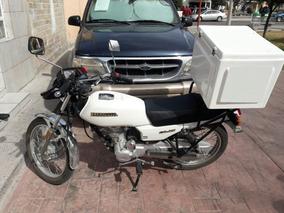 Motocicleta Semi-nueva Marca Honda Tipo:cgl125 Tool Con Caja