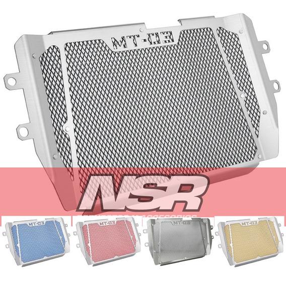Cubre Radiador Yamaha Mt03 Mt 03 16 18 R3 Yzf 300 Nsr Moto