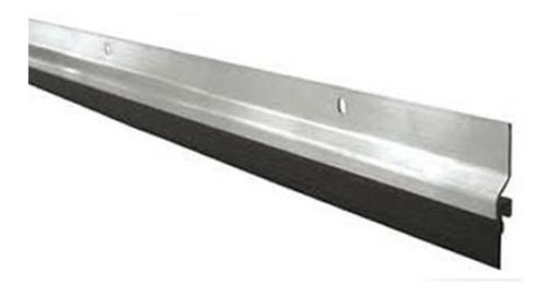 Zocalo Para Puerta Aluminio Y Goma Aire 90 Cms Mf Shop